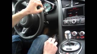 Handbediengerät Heidelberg RS - ersetzt die Beinfunktion beim Autofahren