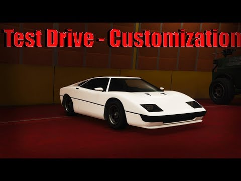 Gta 5 Online | Stromberg - Test Drive And Customization - Doomsday Heist Dlc
