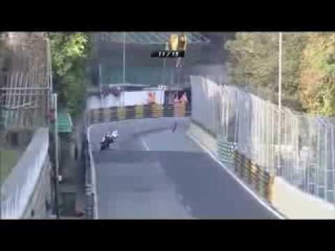 画像: Macau Motorcycle Grand Prix 2013 Race Highlights youtu.be