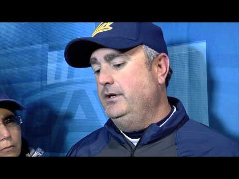 Cal Football: HC Sonny Dykes - Colorado Post Game (11/16/13)