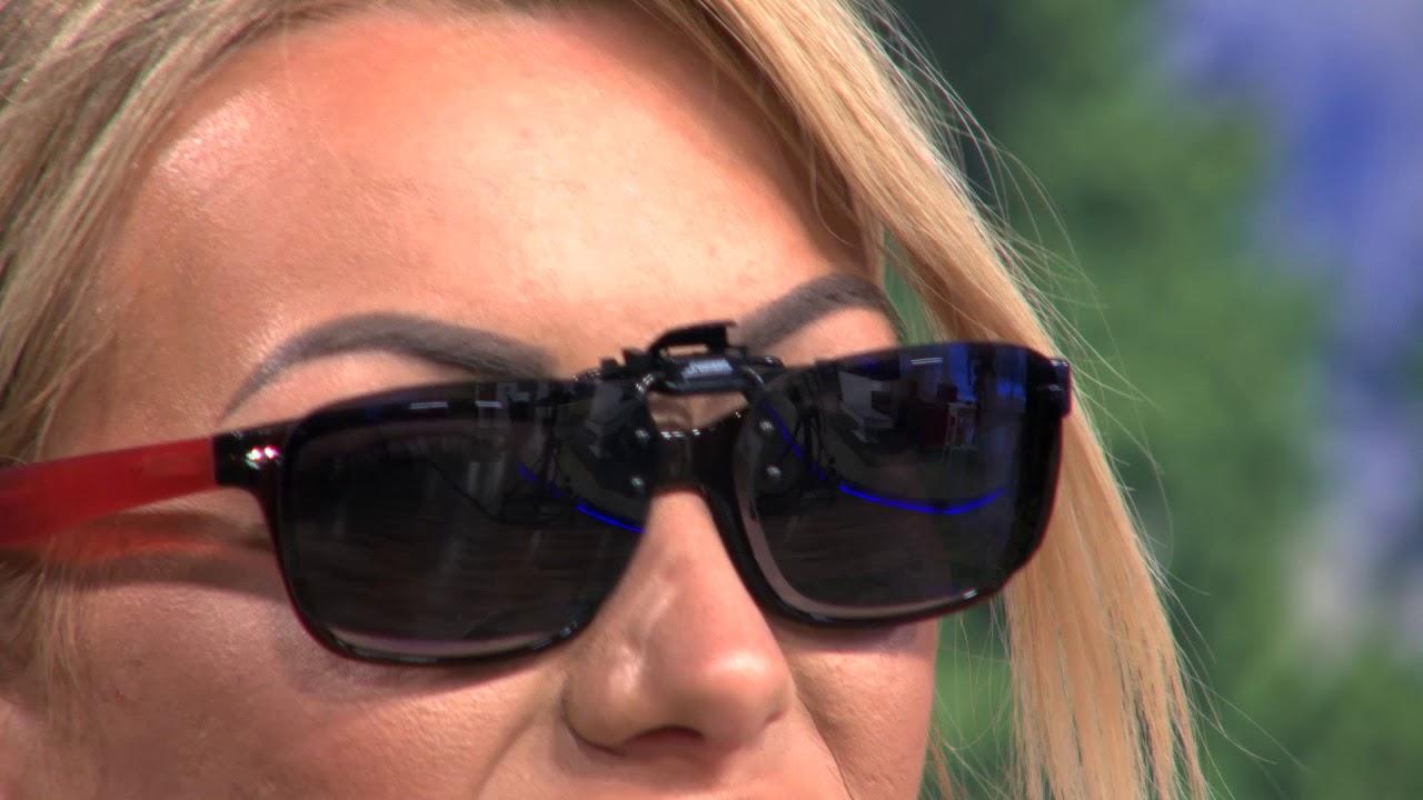 Die besten Sonnenbrillen Clips 2018 mit Vivien Konca