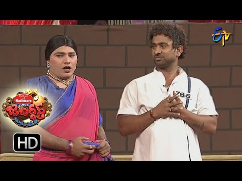 Jabardasth | Anasuya, Roja, Hyper Aadi | 25th June 2020 | Latest Promo | ETV Telugu from YouTube · Duration:  6 minutes 1 seconds