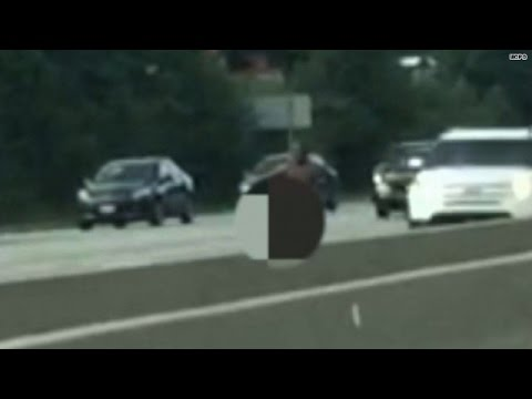 Naked old man walking down the street in Tulsa - YouTube