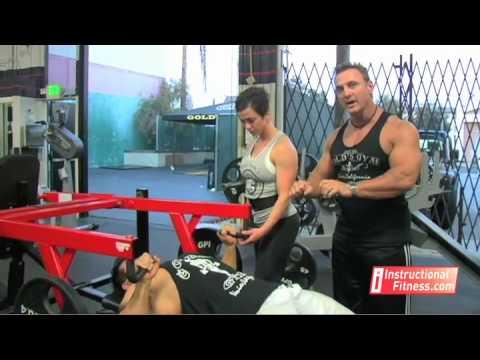 Instructional Fitness - Hammer Bench Press