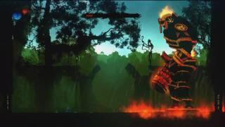 Outland gameplay Xbox 360