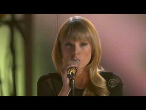 Taylor Swift Highway Don't Care Live