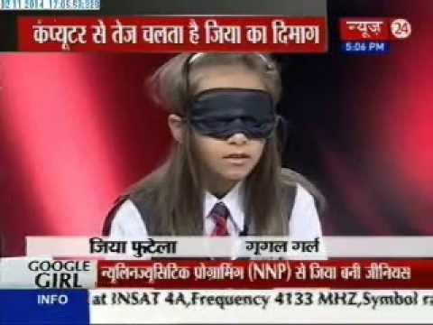 Meet India's `Google girl` Jia footela
