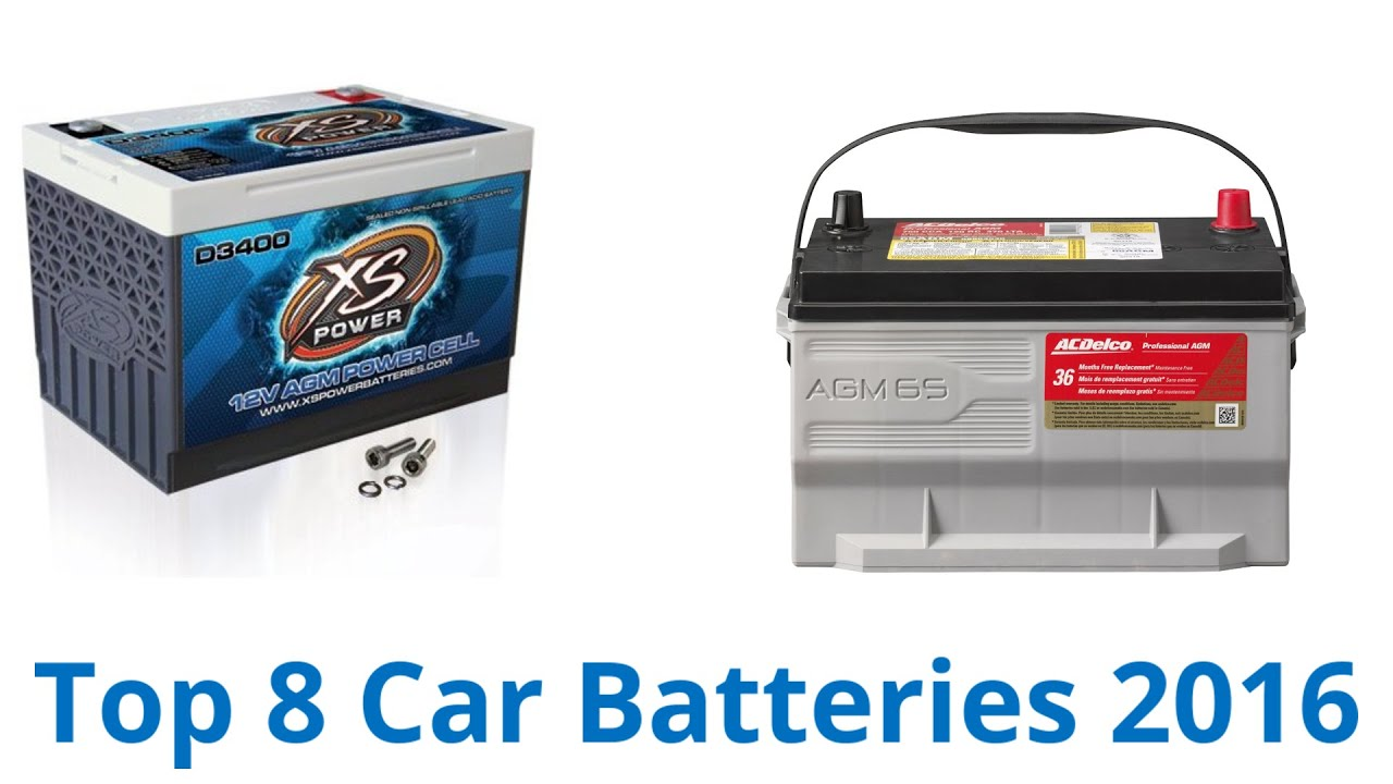 Batteries Reviewed Car