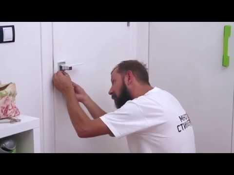 Как да поставим Фототапет за врата? - Инсталационно видео Много Стикери