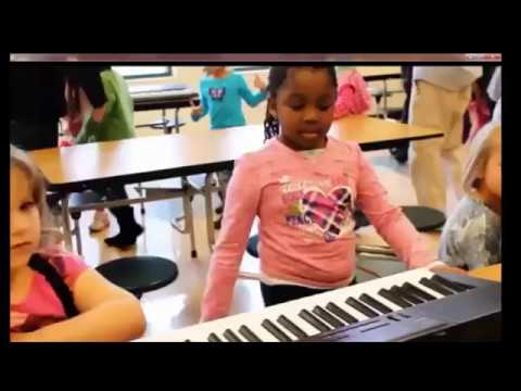 K-Piano Summer Music & Arts Camp 2017