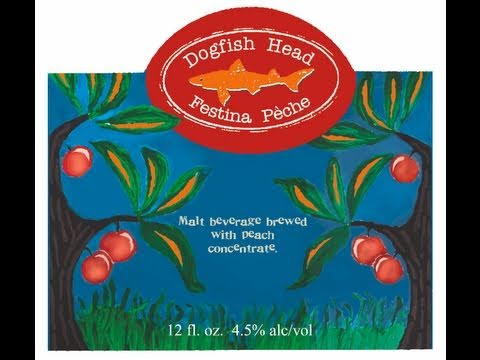 Dogfish Head Festina Peche | Beer Geek Nation Beer Reviews Episode 216