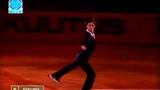 Mikhail Belousov presents: Legends of Soviet figure skating: Igor Bobrin