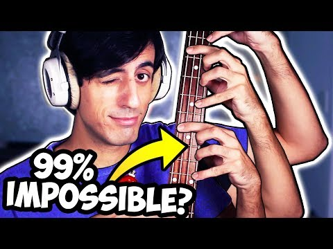 Only 1% Can Play This Bassline...