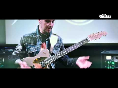 John 5 guest lesson - mixing country and heavy metal (TG247)