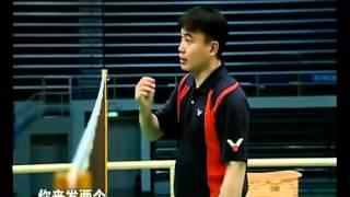 羽毛球教学 专家把脉【25】双打抽挡 攻防转换