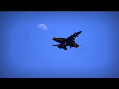 Blue Angels Full Airshow Vidalia (2015)