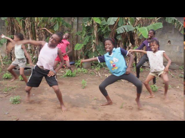 Meraki Ukiyo - Fire Official dance video by Dream Catchers - Ikorodu Talented Kids