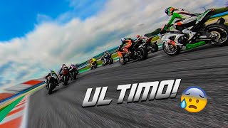 IS IT POSSIBLE TO PASS 15 BIKES IN ONE LAP? - A RACING STORY 2019 EP.13 - MISANO ROUND 4
