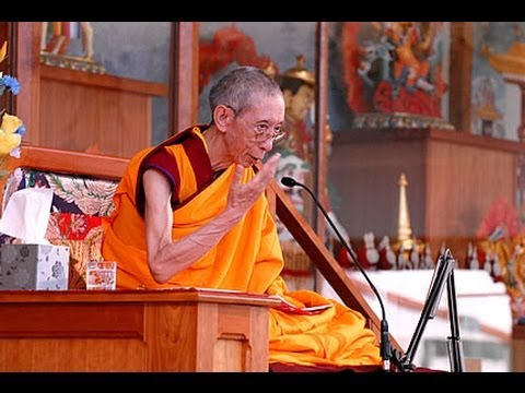 Equalizing Self with Others - Venerable Geshe Kelsang Gyatso