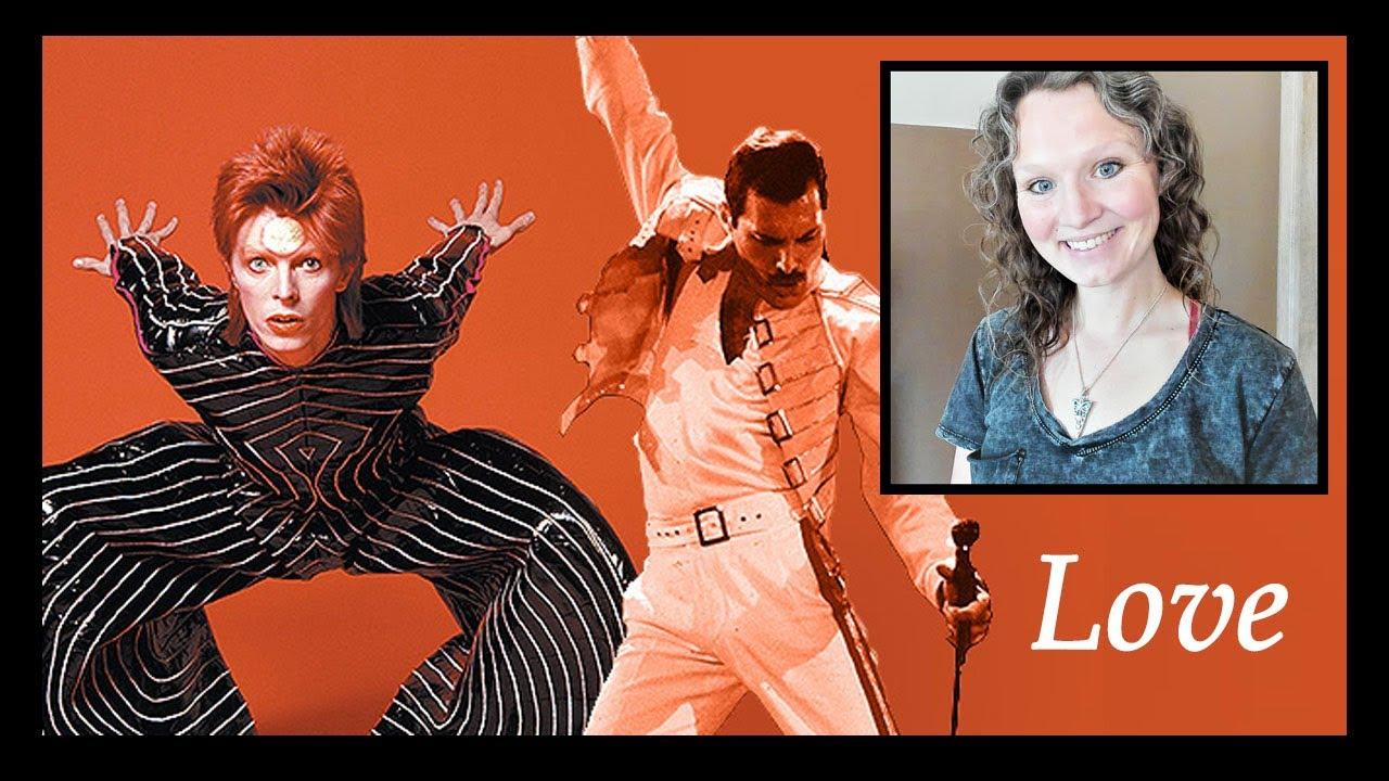 Under Pressure | Channeling Freddie Mercury & David Bowie | Abbey Normal's Wisdom Quest