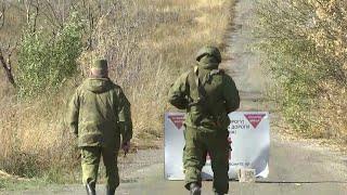 Процесс разведения войск в Донбассе сорван по вине украинской стороны.