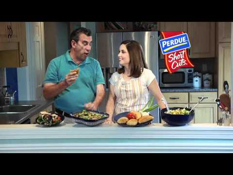 Simplyliving cooks with Perdue Short Cuts