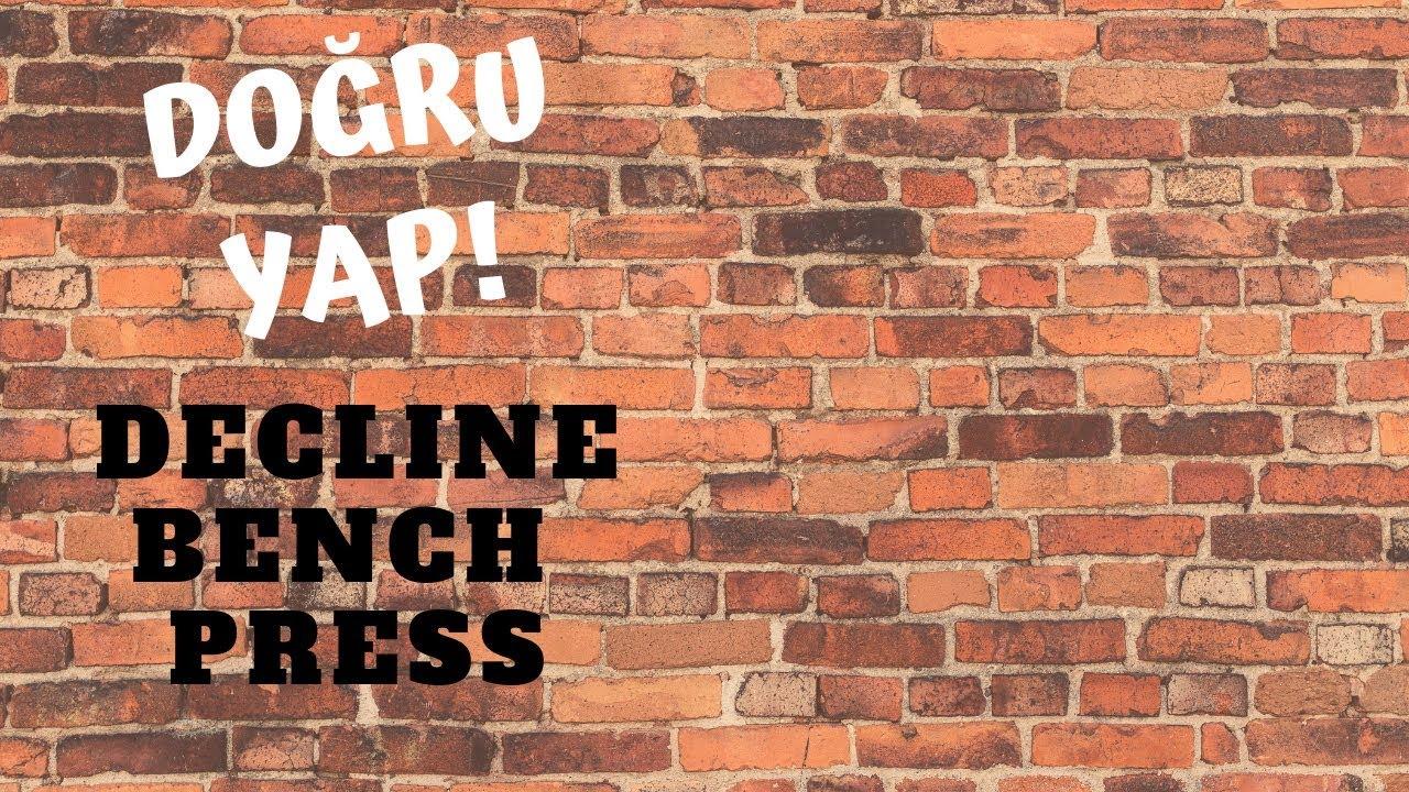 Bench Press'le Zaman Kaybetmeyin