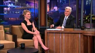 Scarlett Johansson - Jay Leno May 4, 2010