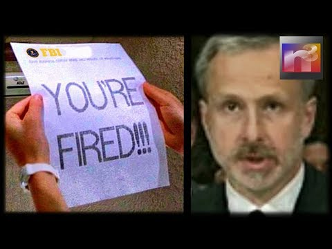 YOU'RE FIRED! Top FBI Official just got THROWN OUT of his Office!