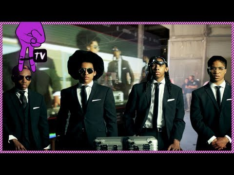"Mindless Behavior ""Keep Her On The Low"" Behind The Scenes Exclusive - Mindless Takeover Ep. 58"