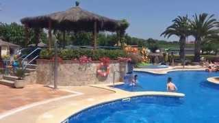 Camping La Masia, Blanes - Lagoon Pool