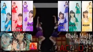 Song : Choto Mate Kudasai! Original Singer : S/Mileage ------------...