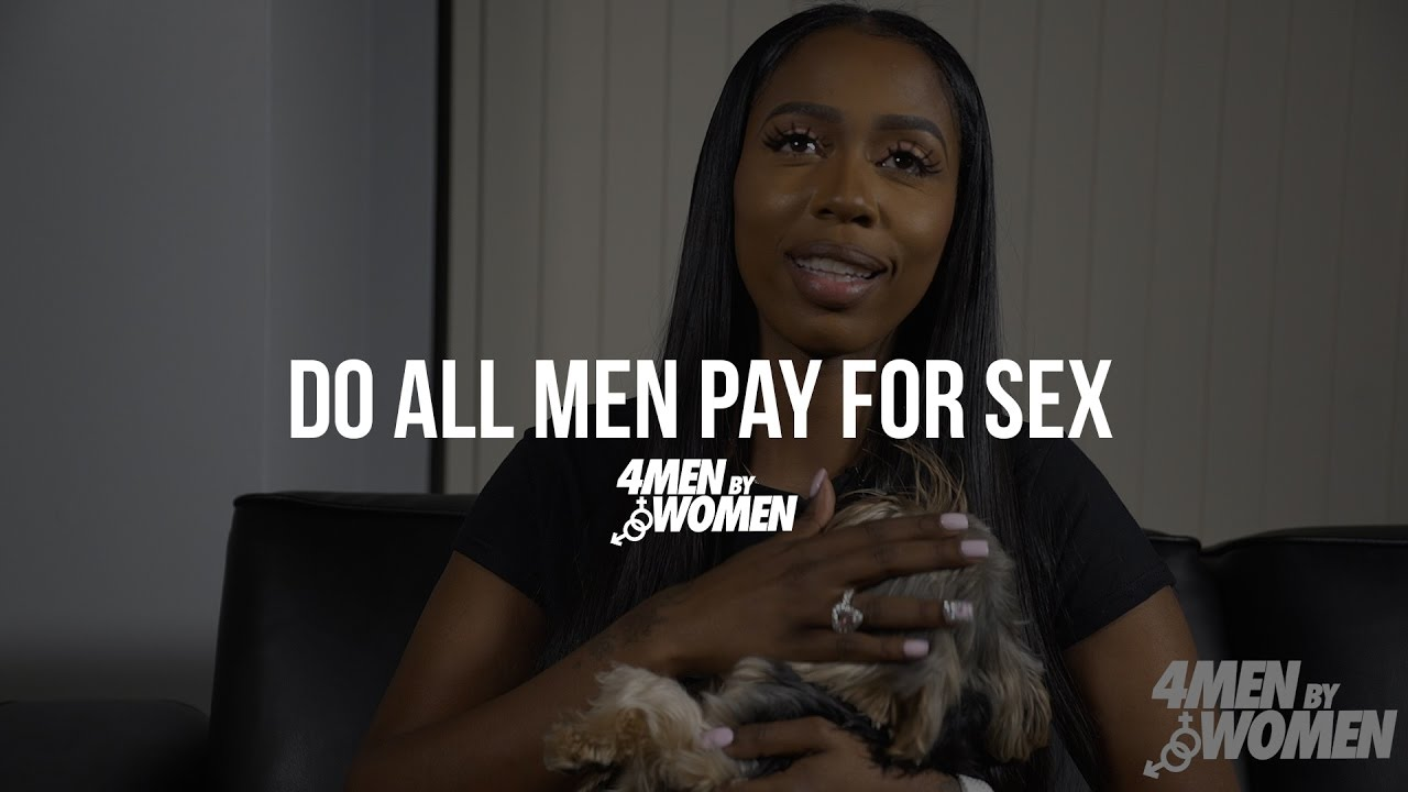 Women that pay men for sex