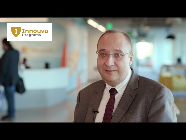 CEO Visible Patient - Luc Soler - Testimonials Innouvo program