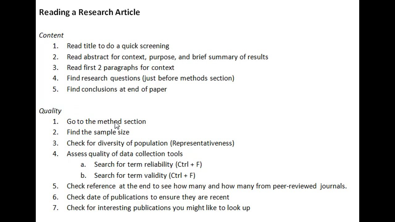 abstract section of a research paper Components of a research paper abstract the abstract is used the methods section will describe the research design and methodology used to complete to the.
