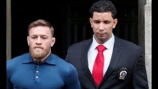 Fake News   Conor McGregor's UFC 223 felony charges dropped on New York's birthday, July 26, 2018