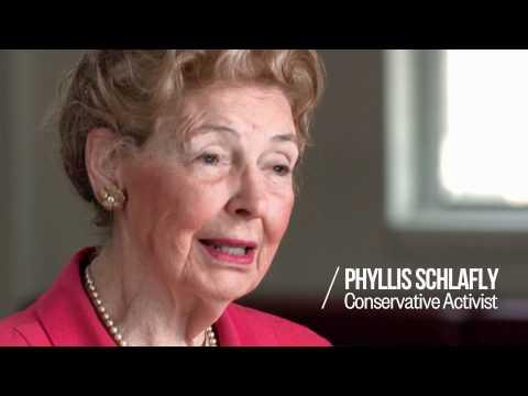 Phyllis Schlafly: First Job in Politics