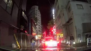 【BGM無し】GW深夜3時過ぎの渋谷円山町クラグ街&百軒店界隈(17/05/04/AM3:28) Shibuya