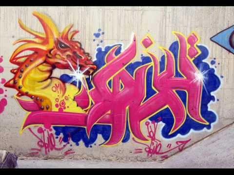 Graffiti, Street Art in Tehran, IRAN (NEW VIDEO)