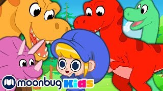 Mila and Morphle at The DINOSAUR PARK | My Magic Pet Morphle | Cartoons For Kids | Morphle TV
