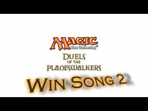 Magic The Gathering - Duels of The Planeswalkers Soundtrack - Win Song 1 & 2