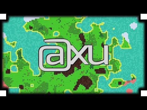Axu - (Open World Roguelike)