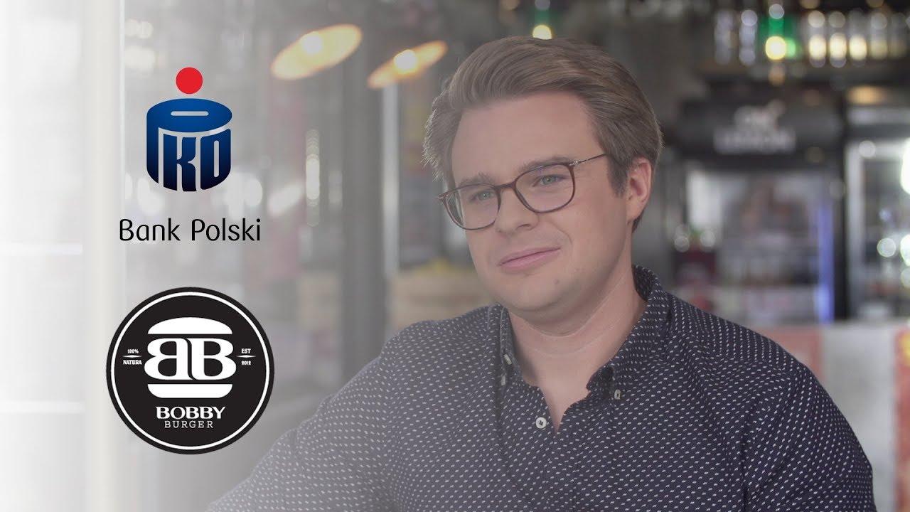 Bobby Burger ma swojego człowieka w PKO Banku Polskim | Bankowość przedsiębiorstw