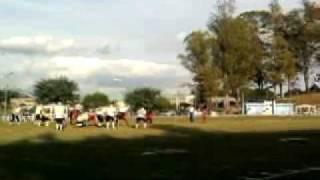 Itatiba Priests x SP Spartans - Field Goal bloqueado