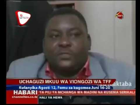 Uchaguzi Mkuu wa TFF