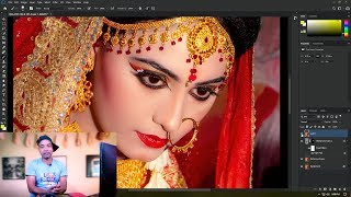 dslr camera wedding photo editing in adobe photoshop cc 2019 photovision