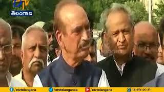 Congress And JDS form Government in Karnataka | Ghulam Nabi Azad