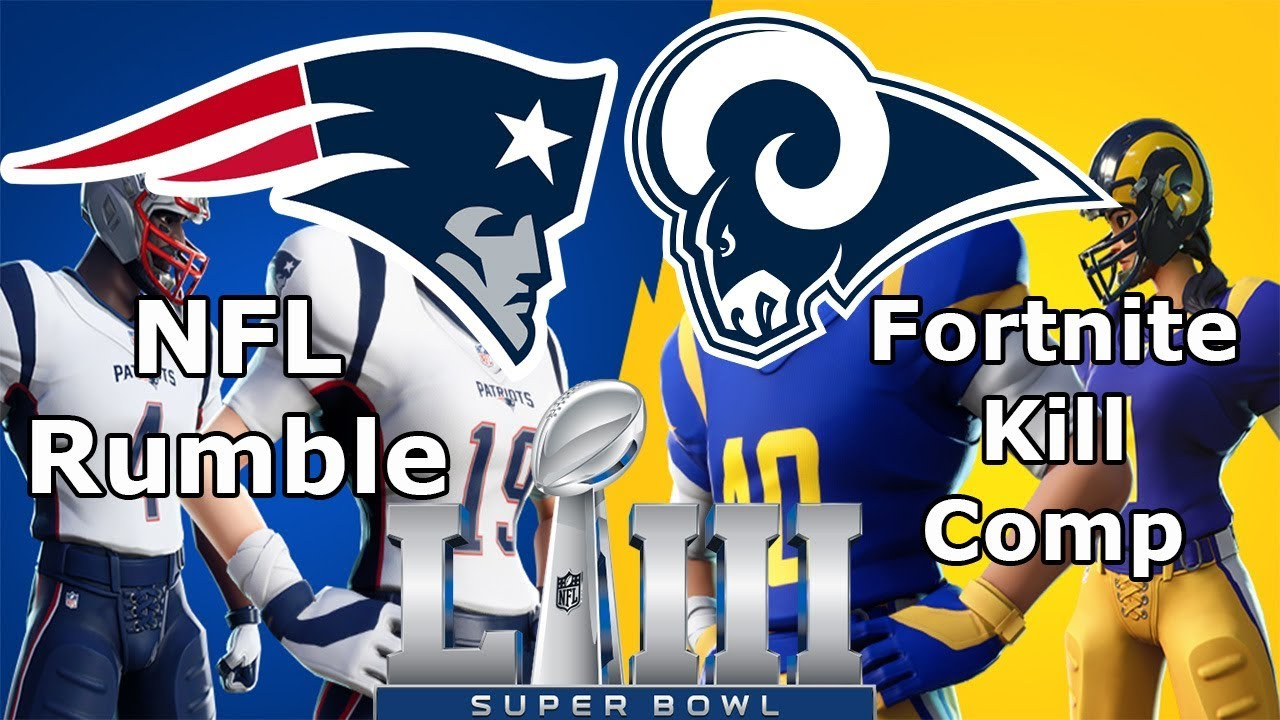 Download SUPER BOWL 2019 PREDICTION!!! | NFL Rumble Fortnite