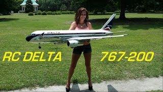 Video RC Boeing 767-200 Delta airlines download MP3, 3GP, MP4, WEBM, AVI, FLV Juni 2018