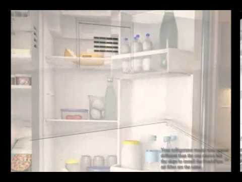 Fresh Flow Refrigerator Air Filter Youtube